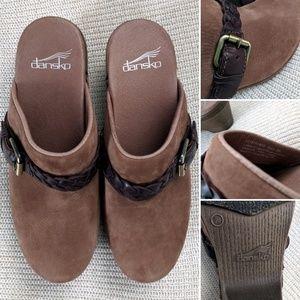 Dansko Brown Clogs Size 36/US 5.5-6
